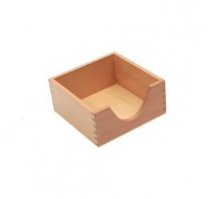 Boîte pour papier 14x14cm...