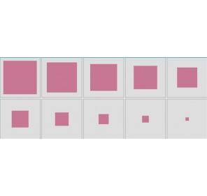 Cartes pour la tour rose