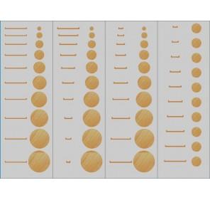 Cartes pour blocs de cylindres