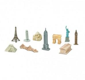 Tube monuments du monde