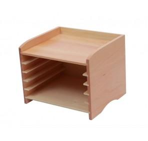 Cabinet pour 6 puzzles