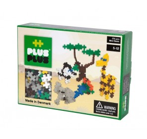 Plus-Plus Box Mini Basic 170 pcs - Afrique