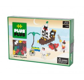 Plus-Plus Box Mini Basic 360 pcs - Pirates