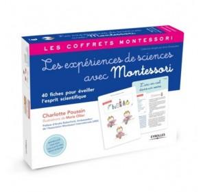Les expériences de sciences avec Montessori