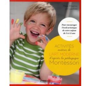 Activités artistiques Montessori autour de l'art moderne