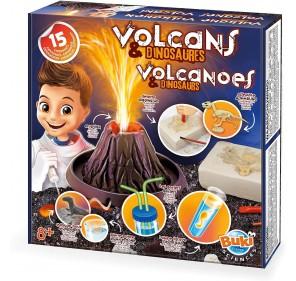 Volcans et dinosaures