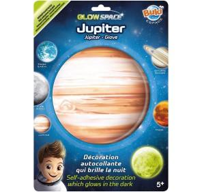 Jupiter brillante la nuit