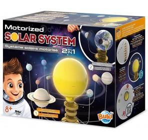 Système Solaire Mototrisé