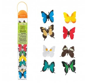 Tube papillons