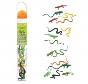 Tube reptiles