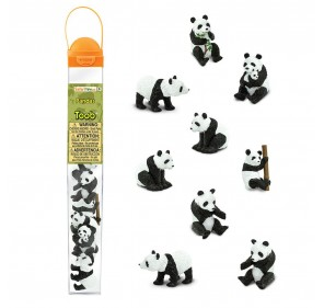 Tube pandas