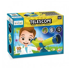 Mini Sciences - Télescope