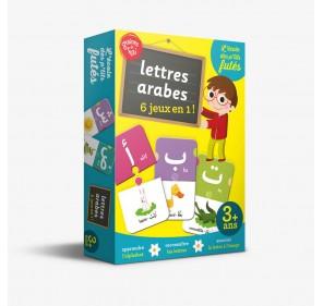 Lettres arabes 6 jeux en 1