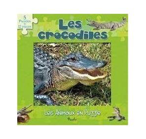 """Les Animaux En Puzzle """"les Crocodiles"""""""
