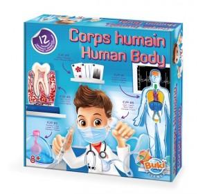 Le corps humain 12 expériences