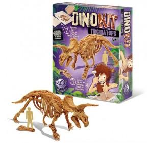 Dino Kit - Tricératops