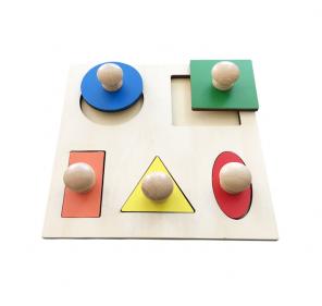 Encastrements 5 formes géométriques