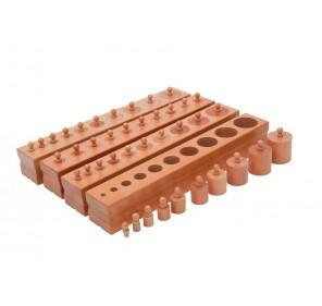 Blocs de cylindres (en hêtre)