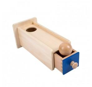 Boîte à forme tiroir avec...