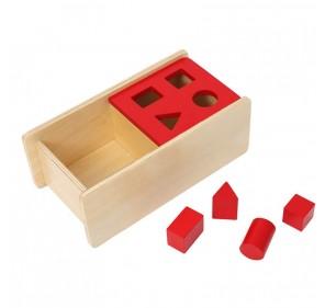 Boîte à 4 formes -...